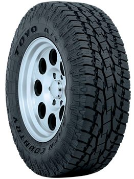 TOYO OPEN COUNTRY A/T P275/70R16 114H