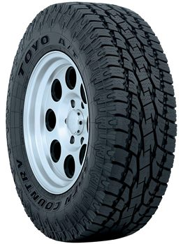 TOYO OPEN COUNTRY A/T P255/65R17 108S