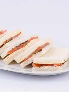 SANDWICHES DE QUESO CON TOMATE
